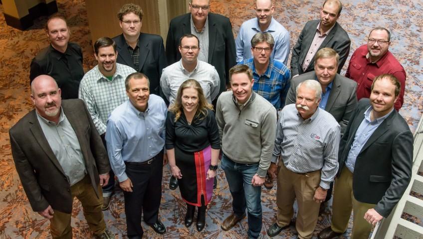 Matthew Wallin and the NASTT Board of Directors